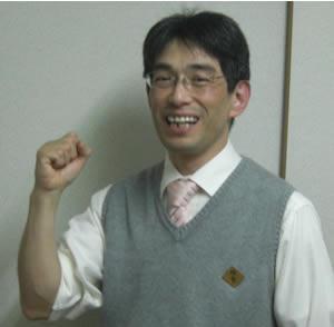 明塾 教務部長 増子先生 宇治・久御山・城陽 個別指導の明塾